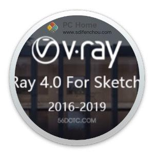 Vray 4.0 for SketchUp 中文破解版
