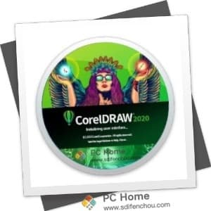 CorelDRAW Graphics Suite 2020 22.2.0 中文破解版